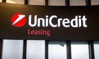 """Italijos """"UniCredit"""" pirmąjį ketvirtį įveikė nuostolius"""