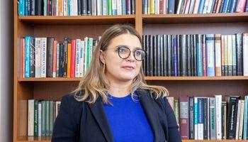 Ketvirtąja ekonomikos ir inovacijų viceministre tapo I. Valeškaitė