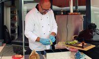 Metę Vilnių ir darbus, Molėtuose įkūrė delikatesinės žuvies krautuvę: pirkėjų apstu
