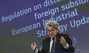 """EK atnaujino regiono pramonės strategiją: """"Europa buvo per daug naivi"""""""