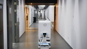 Pandemija skatina automatizaciją ir robotiką