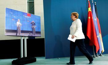 ES ir Kinijos santykiuose – debesuota