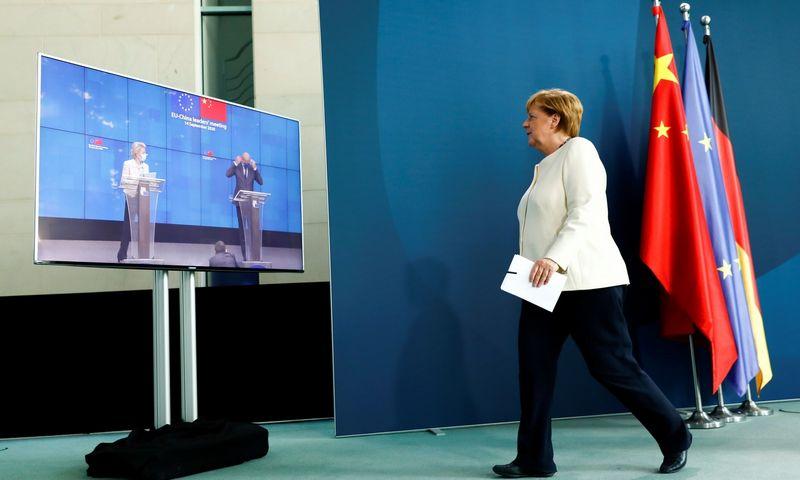 """Michele Tantussi (""""Reuters"""" / """"Scanpix"""") nuotr."""