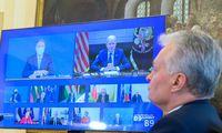 G. Nausėda: Rusija išlieka ilgalaike grėsme NATO