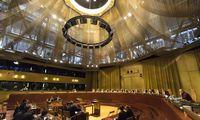 Ministerija į ES Bendrąjį Teismą geriausiu kandidatu atrinko dabartinį teisėją V. Valančių