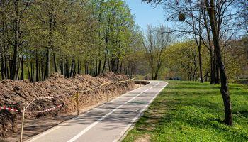 """""""HSC Baltic"""" gavo užsakymą atnaujinti Kauno Neries krantinės parką"""