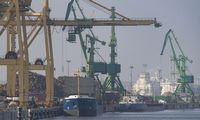 Klaipėdos uostas valstybės biudžetą papildys 25,3 mln. Eur