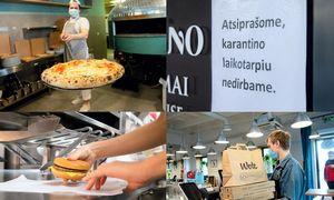 TOP 20 restoranų, 2021 m. I ketv. sumokėjusių daugiausia mokesčių