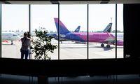 Lietuvos oro uostuose – nuosaikus keleivių srauto augimas