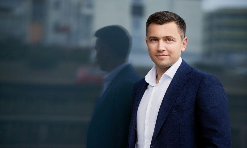 """""""Baltic Amadeus"""" generalinis direktorius Andžej Šuškevič. Asmeninio archyvo nuotr."""