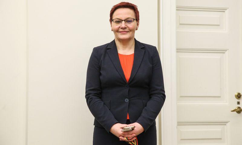"""Daiva Ulbinaitė, """"Headline"""" strateginės komunikacijos vadovė. Vladimiro Ivanovo (VŽ) nuotr."""