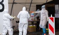 Pirmadienįnustatyti 1.226 nauji COVID-19 atvejai, mirė penki žmonės