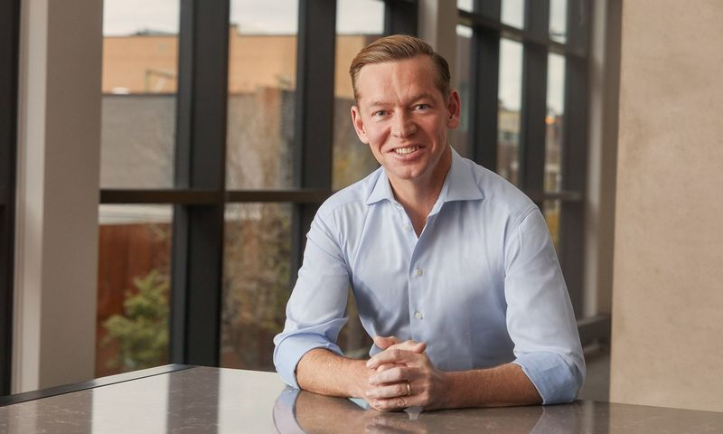 """Chrisas Kempczinskis, """"McDonald's Corporation"""" generalinis direktorius. Įmonės nuotr."""