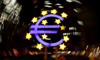 ES pakoregavo euro zonos augimo prognozę