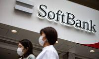 """""""Softbank"""" fondą augina technologijų bendrovių įverčiai"""
