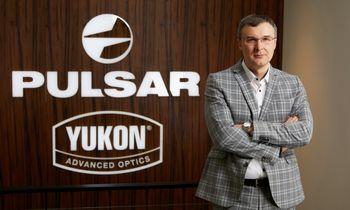"""G. Nikonorovas papildė """"Yukon Advanced Optics Worldwide"""" vadovų komandą"""