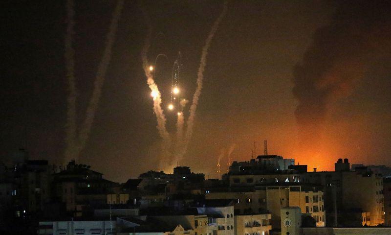 "Ibraheem Abu Mustafa (""Reuters""/""Scanpix"") nuotr."