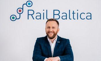 """Paskelbtas pirmasis konsoliduotas statybos medžiagų pirkimas geležinkeliui """"Rail Baltica"""""""