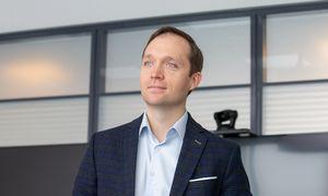 """""""Akropolį"""" su """"Trobų"""" projektu į internetą kraustęs K. Lesickas dirbs kitoje """"Vilniaus prekybos"""" įmonėje"""