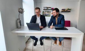100.000 Eur investiciją pritraukęs startuolis: nepulkite į gynybinę poziciją