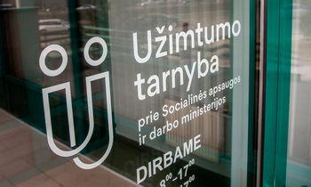 Nedarbas Lietuvoje siekia 14,3%