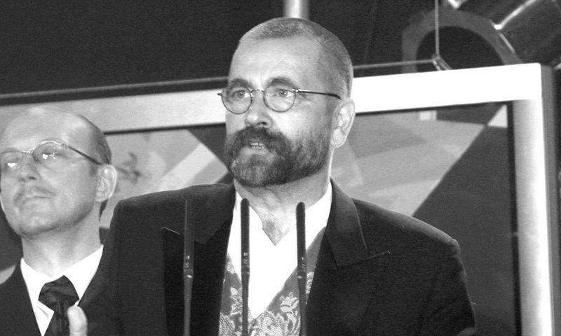 Maestro Vytautas Kernagis (1951–2008). Herkaus Milaševičiaus nuotr.
