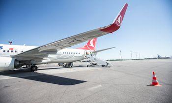 """Geriausiai Europoje kol kas sekasi """"Turkish Airlines"""", ant kulnų lipa """"Aeroflot"""""""