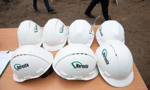 """Statybų bendrovė """"Naresta"""" atnaujina savo prekės ženklą"""