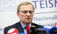 A. Valantinas paskirtas Lietuvos Aukščiausiojo Teismo teisėju