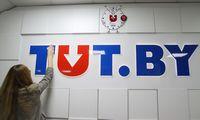 Baltarusijoje nepriklausomo naujienų portalo Tut.by redakcijoje atliekama krata
