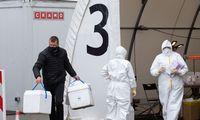 Pirmadienį Lietuvoje nustatyti 685 nauji COVID-19 atvejai, mirė 10 žmonių
