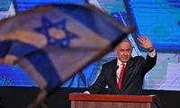 Po įtampos regione valdžios švytuoklė vėl pakrypo į Izraelio premjerą