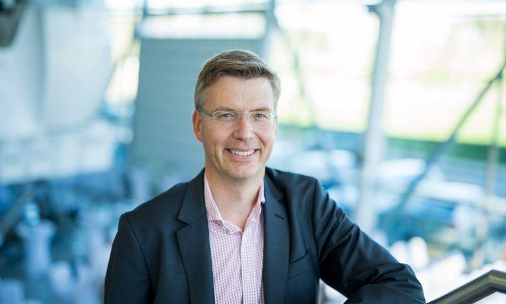 """SEB atstovas Andersas Larssonas: """"Siekdami tvarumo tikslų, turime veikti dabar"""""""