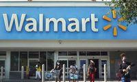 """""""Walmart"""" pranoko lūkesčius: augimo variklis – e. komercija"""