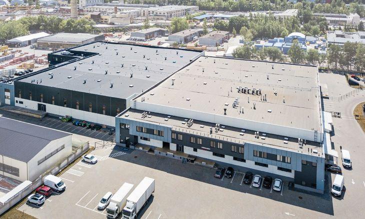 "SEB bankas finansuoja ""East Capital real Estate"" logistikos komplekso Vilniuje įsigijimą"