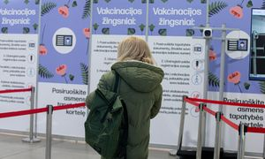 Lietuvoje visuotinai pradedami skiepyti vyresni nei 35-erių metų gyventojai
