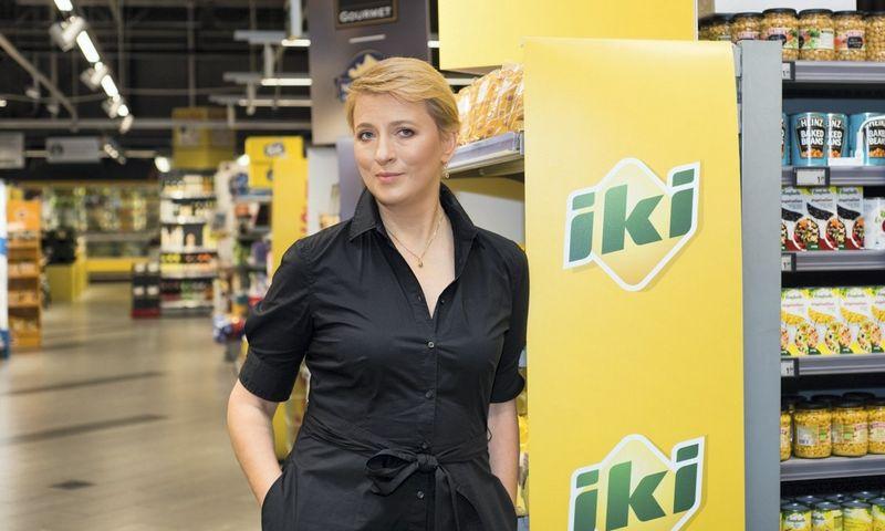 """Nijolė Kvietkauskaitė, UAB """"Palink"""", valdančios prekybos tinklą """"Iki"""", generalinė direktorė."""