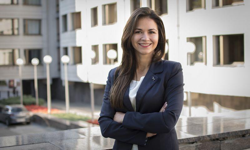 Diana Česonytė, BMI mokymų programų vadovams direktorė. Bendrovės nuotr.
