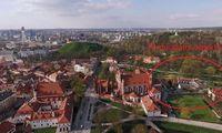 Aukcione už NT objektus šalia Šv. Onos bažnyčios pasiūlė 3,55 mln. Eur