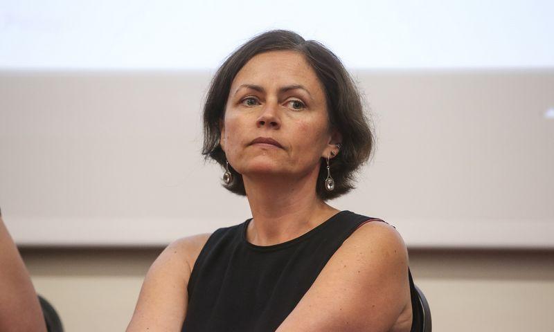 Guoda Azguridienė, Lietuvos laisvosios rinkos instituto tyrimų vadovė. Vladimiro Ivanovo (VŽ) nuotr.