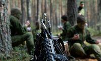 Krašto apsaugos ministerijavertina, kur galėtų būtų įrengtas naujas karinis poligonas