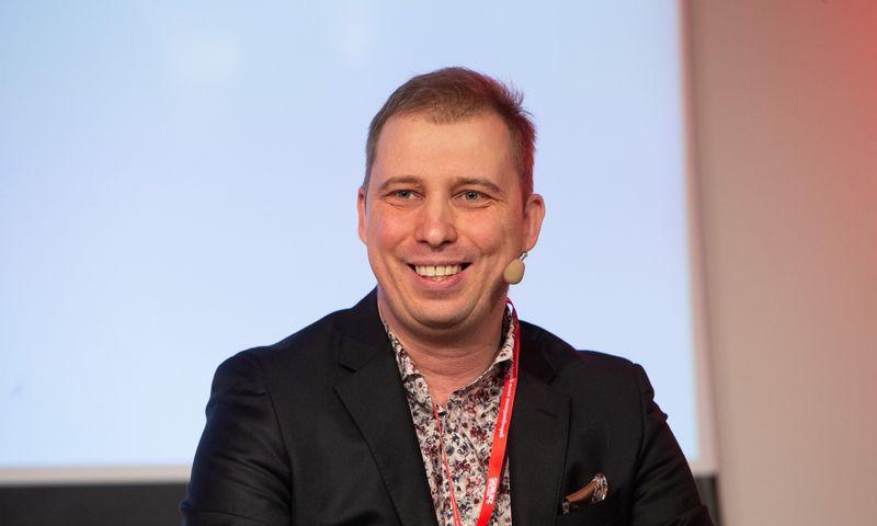 Andrius Baranauskas. Vladimiro Ivanovo (VŽ) nuotr.
