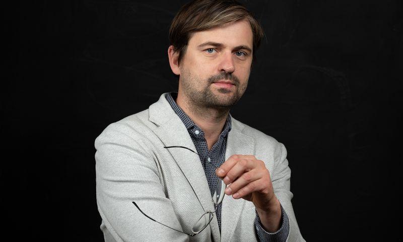 Aistis Radavičius, buvęs Lietuvos vėjo elektrinių asociacijos (LVEA) direktorius. Bendrovės nuotr.