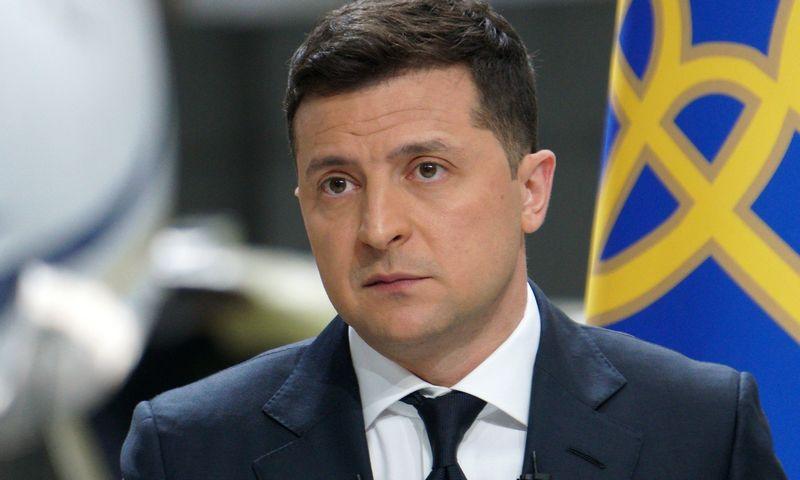Volodymyras Zelenskis, Ukrainos prezidentas. Irina Yakovleva TASS/Scanpix nuotr.