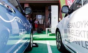 Elektromobilių era: kur dėsime visas panaudotas baterijas