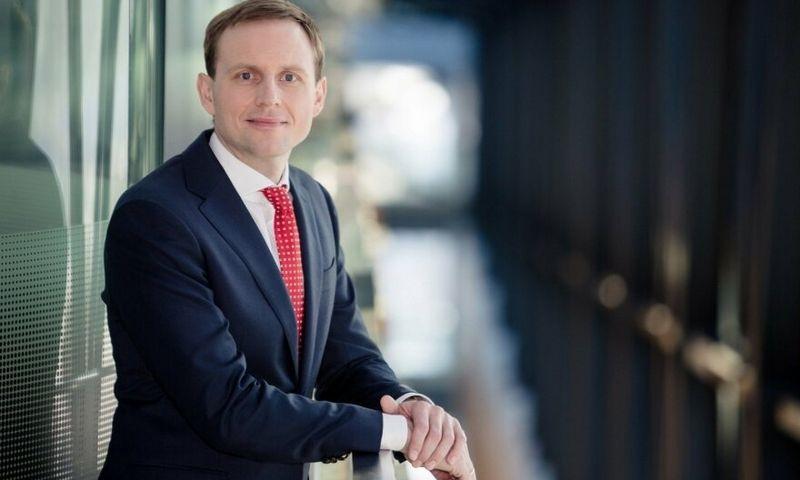 """Tomas Pulikas, """"Swedbank"""" Vartojimo paskolų ir automobilių finansavimo departamento direktorius. Asmeninio archyvo nuotr."""