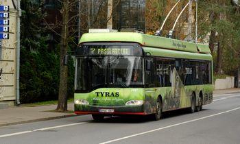 """""""Vilniaus viešojo transporto"""" vadovuišrinktasD. Aleknavičius"""