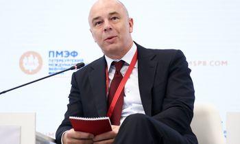 Rusijos naftos fonde neliks dolerių