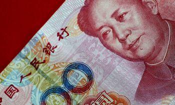 Kinija stabdo stiprėjantį juanį