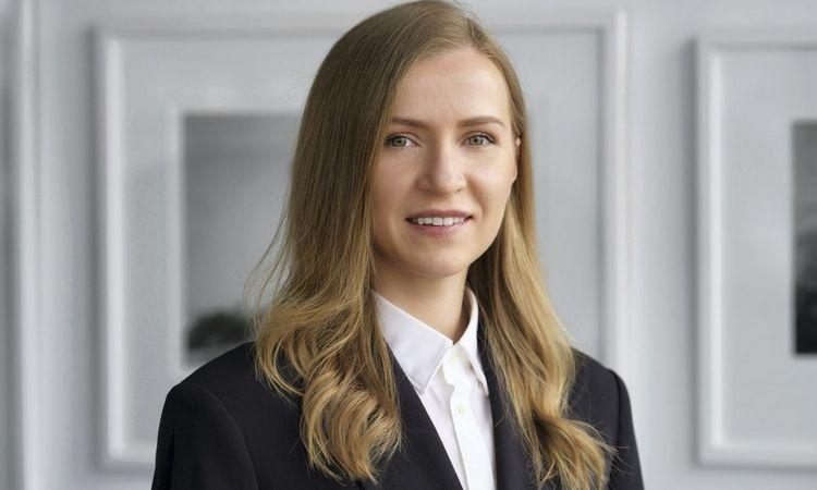 """Rita Tamulytė, """"Lewben"""" atitikties paslaugų vadovė."""